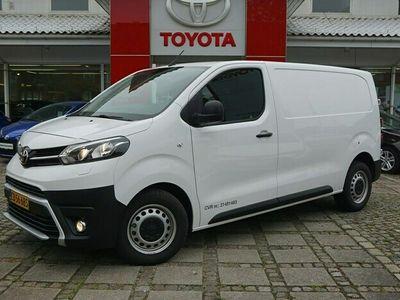 brugt Toyota Proace Medium 20 D Comfort Masterpakke 122HK Van 8g Aut.