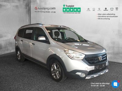 brugt Dacia Lodgy dCi 90 Limited Edition 7prs