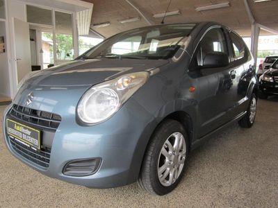 käytetty Suzuki Alto 1,0 GLS Cool