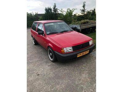 brugt VW Polo 1,3 Van