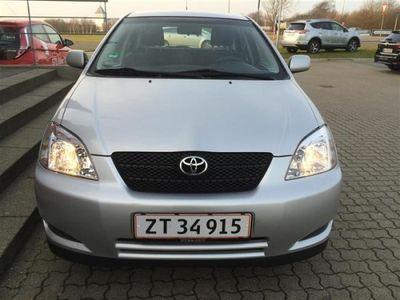 brugt Toyota Corolla 1,6 Linea Terra 110HK 3d