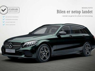 gebraucht Mercedes C300 d 2,0 stc. aut.