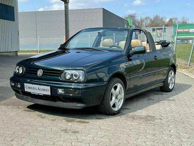 brugt VW Golf Cabriolet III 2,0 Avantgarde