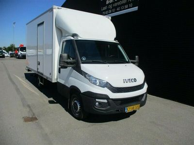brugt Iveco Daily 35S13 ALUKASSE/LIFT 2,3 D 126HK Ladv./Chas. 2015