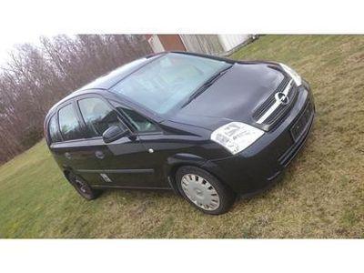 brugt Opel Meriva 1,7