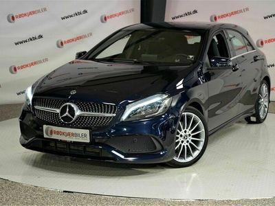 brugt Mercedes A200 1,6 AMG Line aut.
