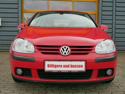 brugt VW Golf V 1,6 Trendline