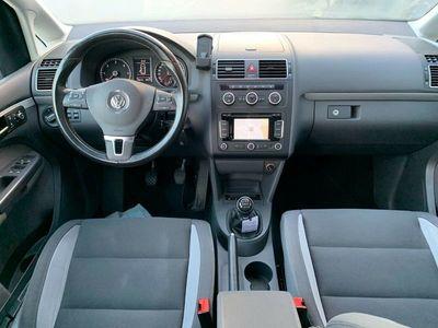 brugt VW Touran 2,0 TDi 140 Comfortline BMT