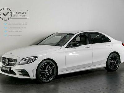 brugt Mercedes C300 2,0 aut.