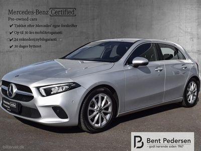 gebraucht Mercedes A180 1,5 CDI Advantage 7G-DCT 116HK 5d 7g Aut.