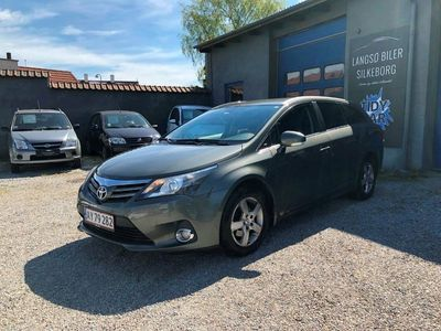 second-hand Toyota Avensis 2,0 D-4D T2 Touch stc.