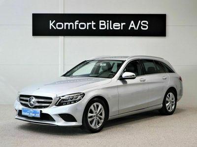brugt Mercedes C220 d Advantage stc. aut. 2,0
