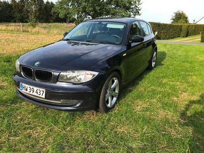 brugt BMW 118 2.0 143 HK Advantage