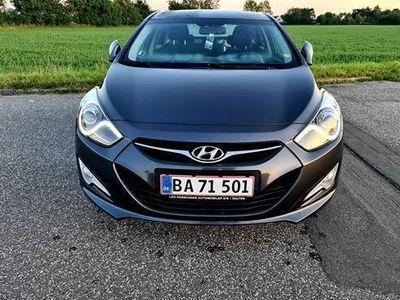 brugt Hyundai i40 1,7