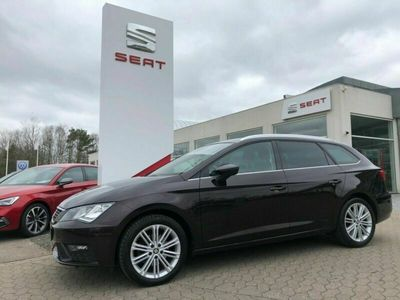 brugt Seat Leon ST 1,4 TSi 125 Xcellence