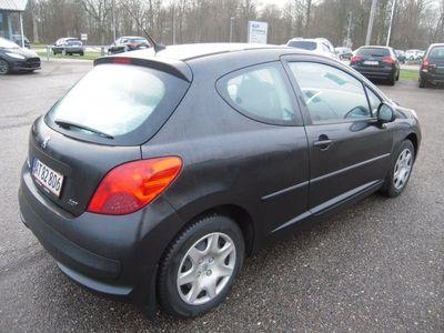 brugt Peugeot 207 1,6 HDi XR Plus