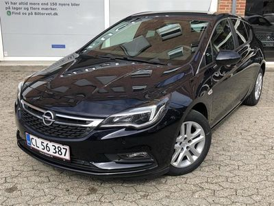 brugt Opel Astra 4 Turbo ECOTEC Excite 150HK 5d 6g A