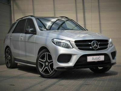 brugt Mercedes GLE350 d 3,0 AMG Line aut. 4Matic