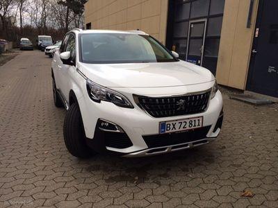 used Peugeot 3008 1,2 PureTech Allure 130HK 6g