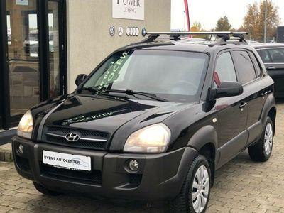 brugt Hyundai Tucson 2,0 GLX