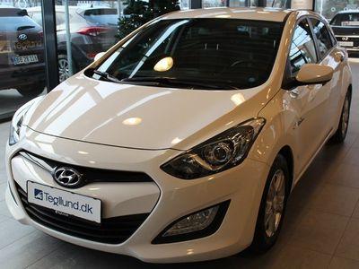 brugt Hyundai i30 1,6 CRDi 110 Comfort ISG Eco