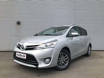 brugt Toyota Verso 1,6 VVT-I T2 Touch 132HK 6g C Bliv ringet opSkriv til os