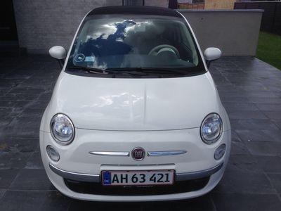 brugt Fiat 500C 1.2