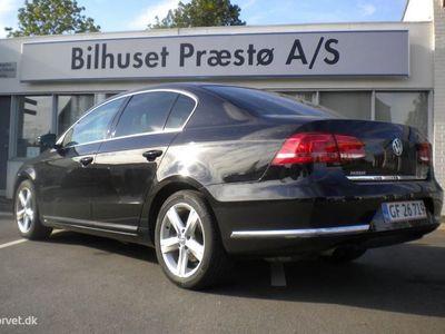brugt VW Passat 2,0 TSI Highline DSG 211HK 7g Aut.