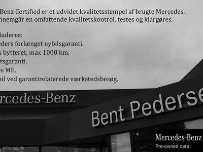 usado Mercedes C200 1,6 D 7G-Tronic Plus 136HK 7g Aut.