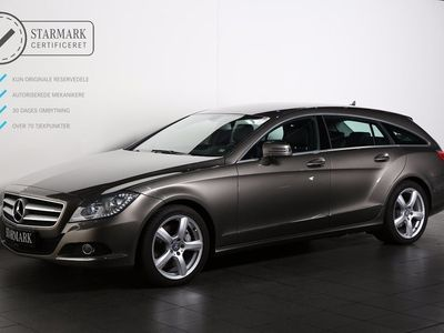 brugt Mercedes CLS350 Shooting Brake 3,0 CDi aut. BE