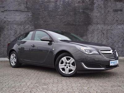 brugt Opel Insignia 1,4 Turbo Edition Start/Stop 140HK 5d 6g