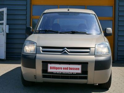 brugt Citroën Berlingo 1,6i 16V Multispace Clim.