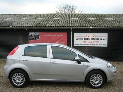 brugt Fiat Punto 1,3 MJT 90 Easy