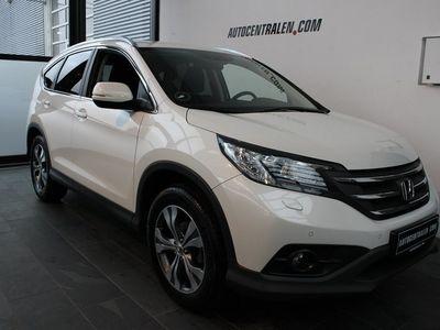 brugt Honda CR-V 2.0, i-VTEC Lifestyle 4WD Van