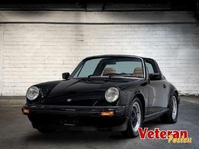 begagnad Porsche 911 Targa 3.0 SC Ikke US impor