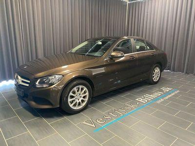brugt Mercedes C200 d Business aut.
