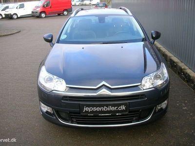 brugt Citroën C5 Tourer 2,0 HDI Comfort 160HK Stc 6g Aut.