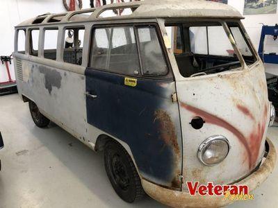 brugt VW T1 Samba bus