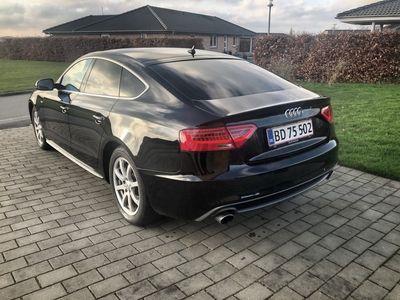 brugt Audi A5 Sportback 1.8 TFSI 170 HK 5-DØRS MULTITRONICComfort