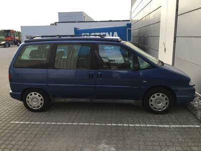 brugt Peugeot 806 2,1