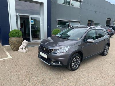 brugt Peugeot 2008 1,2 e-THP Edition Plus 110HK