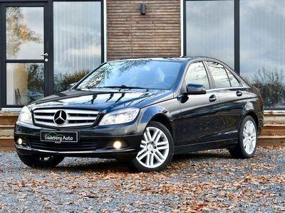 brugt Mercedes C250 2,2 CDi BE