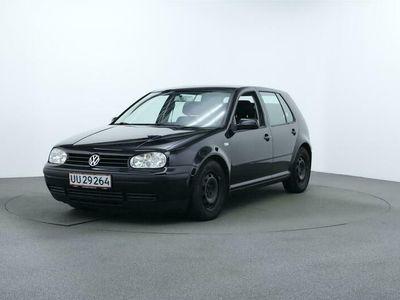 brugt VW Golf 1,6 Trendline 105HK 5d C
