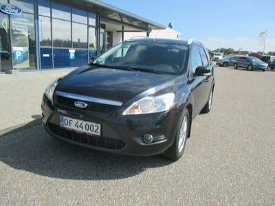 gebraucht Ford Focus 1,6 TDCi 109 Trend Collection stc.