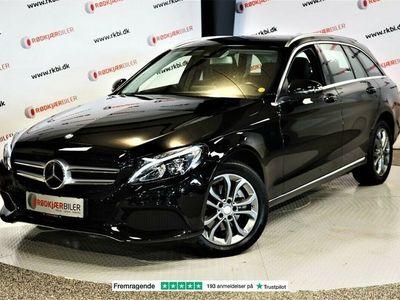 brugt Mercedes C220 d 2,2 Avantgarde stc. aut. 4-M