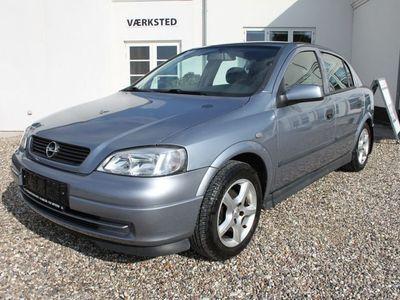 brugt Opel Astra Classic 1,4 Comfort