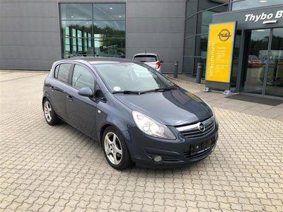 brugt Opel Corsa 1,7 CDTI Sport 125HK 5d 6g
