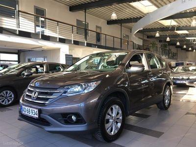brugt Honda CR-V 2,2 i-DTEC Elegance 4WD 150HK 5d Aut.