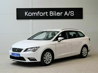 brugt Seat Leon ST TDi 110 Style eco 1,6