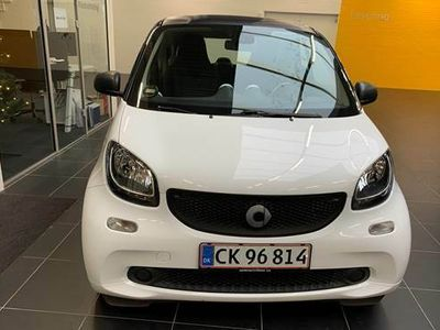 brugt Smart ForTwo Coupé 1,0 Pure